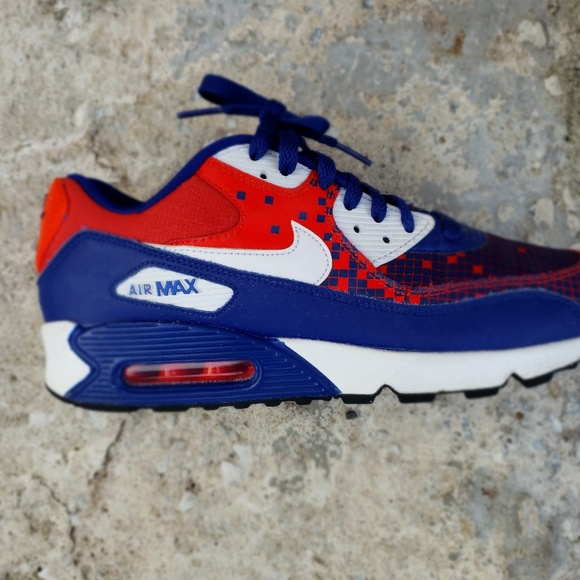 BOY'S NIKE AIR MAX 90 LTR